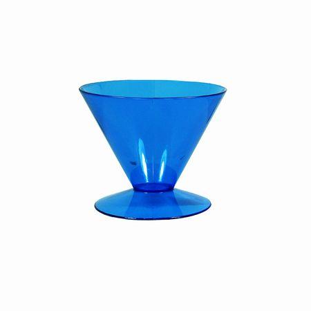 Taça Copacabana Mini Azul - Unidade