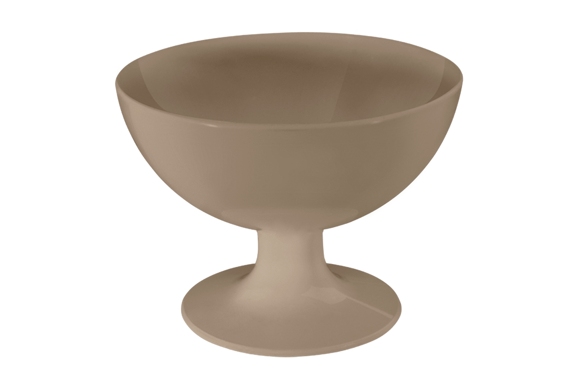 Taça de Sobremesa Cozy 150ml 10,5 X 10,5 X 8 Cm Warm Gray Coza