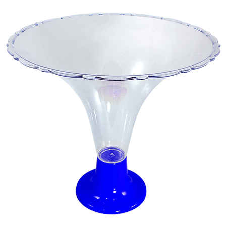Taça Decorativa Azul