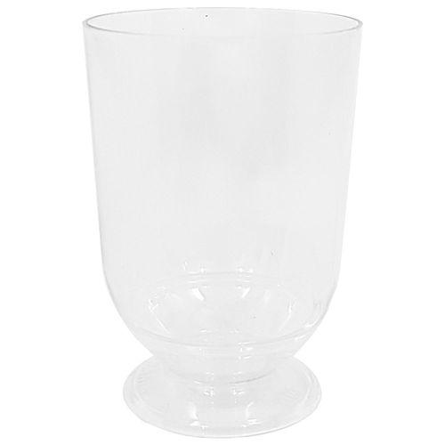 Taça Descartável 25ml Cristal Plastilânia 10 Unidades 1019927