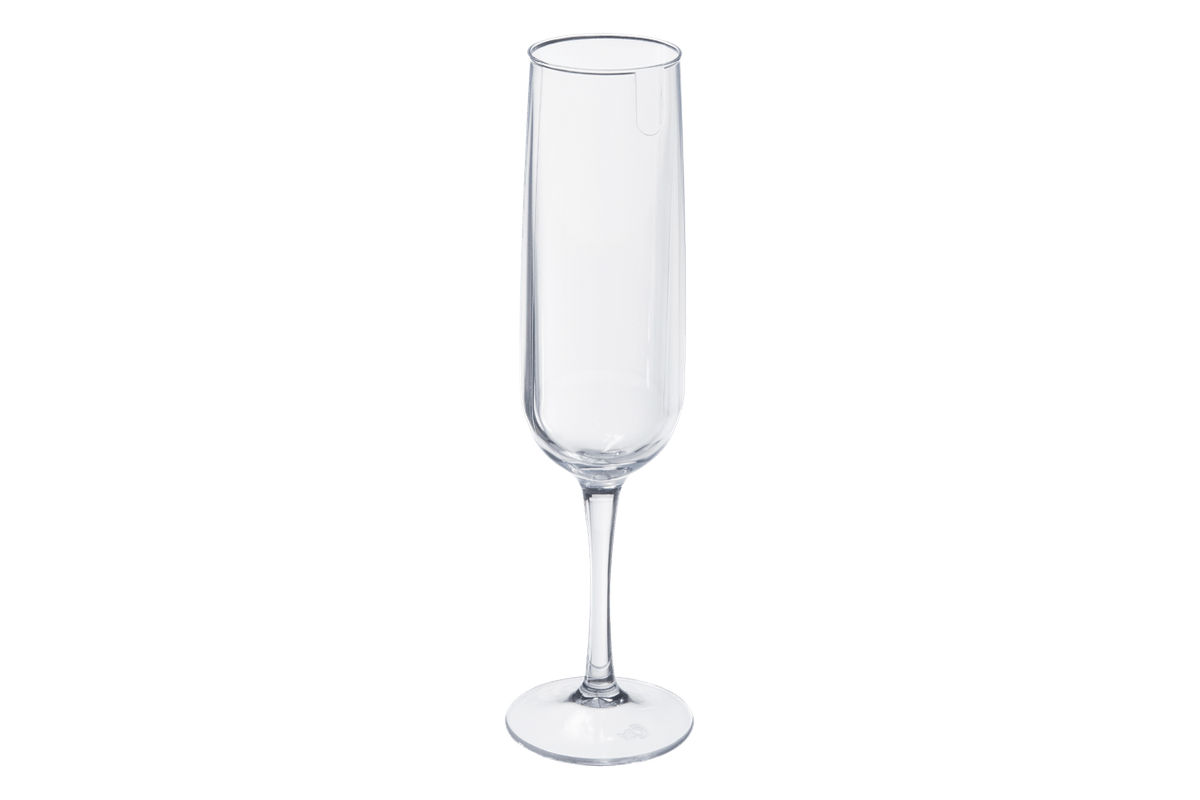 Taça Espumante - Fun 6,1 X 6,1 X 22 Cm 160 Ml Cristal Coza