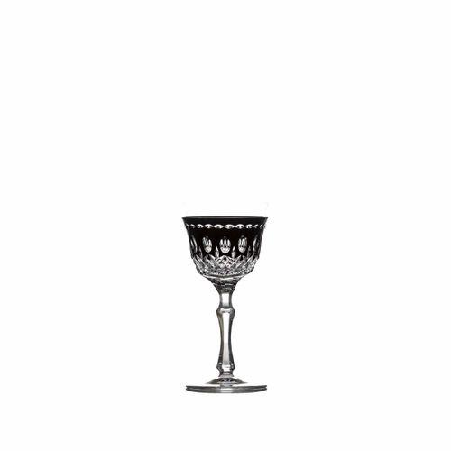 Taça Licor Preta Ludwig 70ml