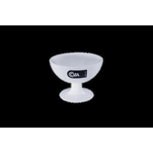 Taça Sobremesa - Mesa PP 10,3 X 10,3 X 3,9 Cm 150 Ml Branco Coza