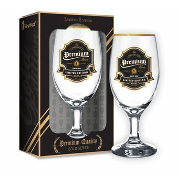 Taça Windsor Temas - Limited Edition Serie Ouro