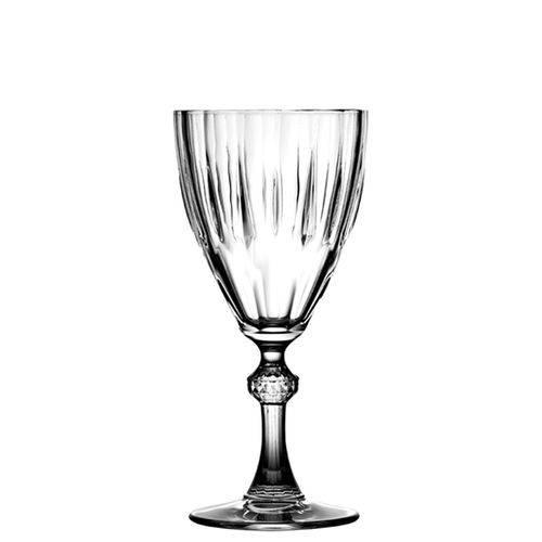 Taças para Servir Vinho 300ml Diamond