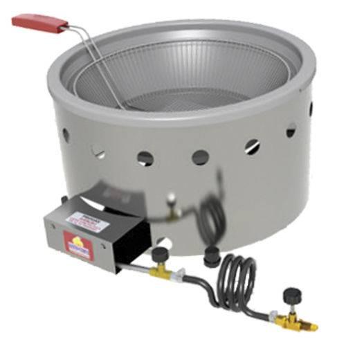 Tacho de Fritura Inox à Gás 7 Litros Pr-70g Progás
