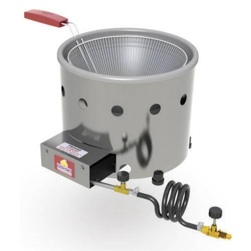 Tacho de Fritura Inox à Gás 3 Litros Pr-310g Progás