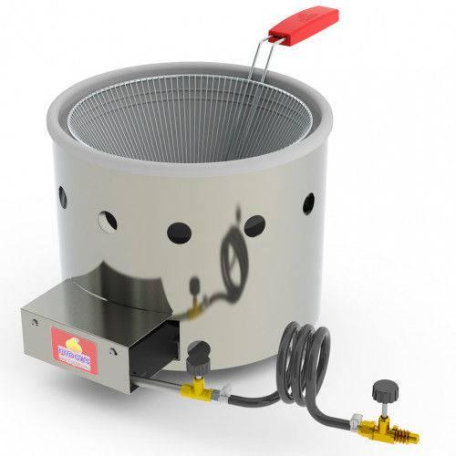 Tacho Fritadeira 3 Litros a Gás
