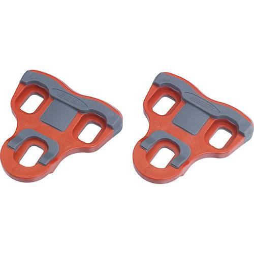Taco de Pedal para Speed Multiclip Float 3 Graus BPD-04A - Vermelho - BBB