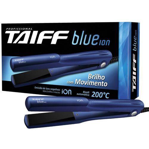 Taiff Chapa Blue Ion Bivolt