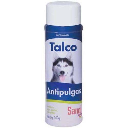 Talco Sanol Dog Antipulgas - 100gr