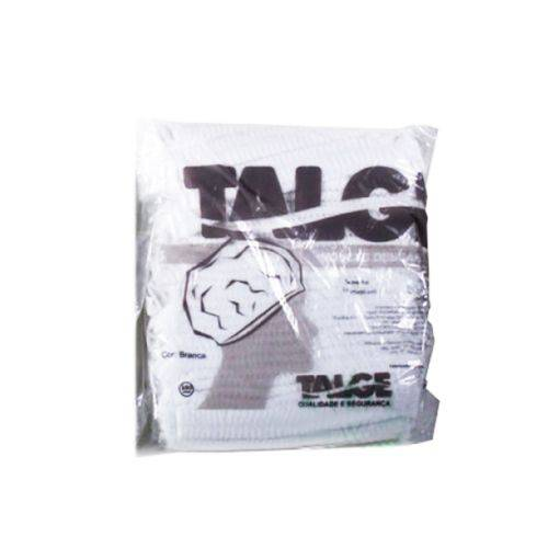 Talge Touca Descartavel TNT com 100 Unidades