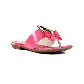 Tamanco Infantil para Menina - Rosa Pink 32