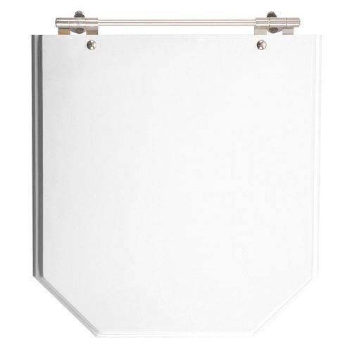 Tampa de Vaso Atrium Branco para Bacia Incepa Laufen