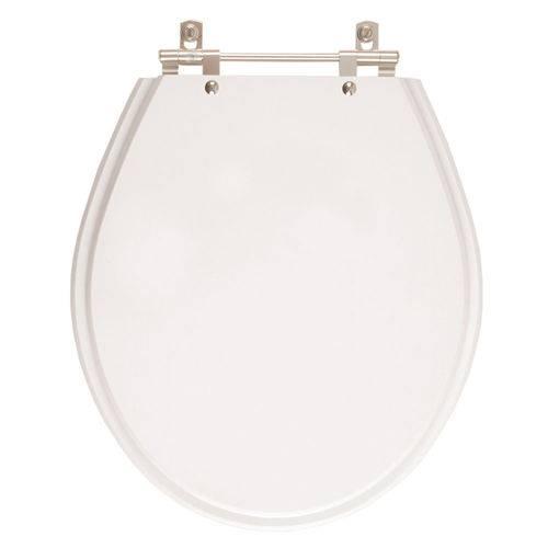 Tampa de Vaso Spot Branco para Bacia Deca