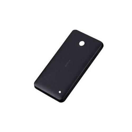 Tampa Traseira Nokia Lumia 630 N630 Preto