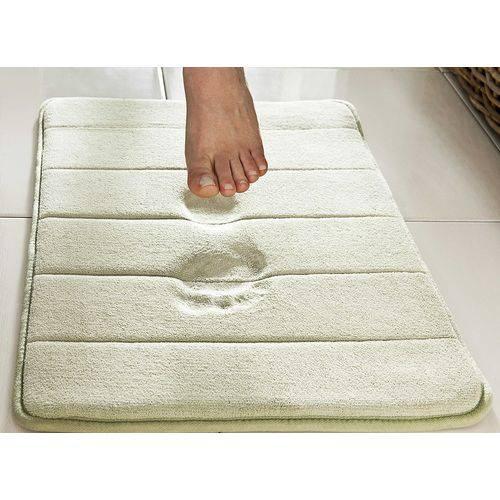 Tapete de Banheiro Super Soft Verde – Camesa