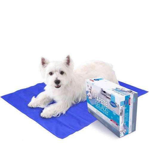 Tapete Gelado Chalesco Pet Cooling Mat para Cães - Tamanho M