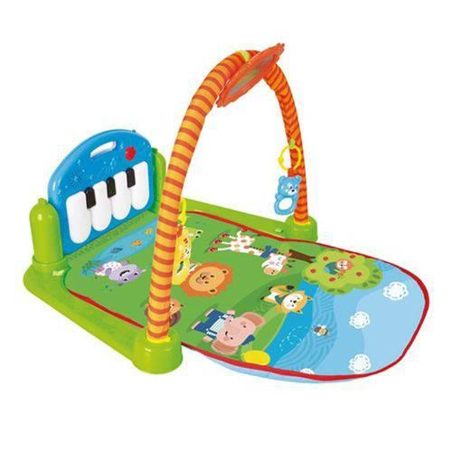 Tapete Ginásio de Atividades com Piano Buba Baby
