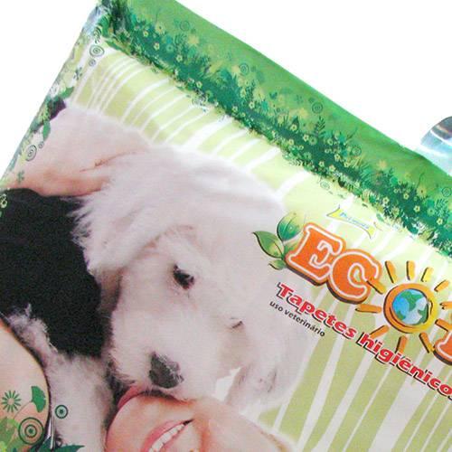 Tapete Higiênico para Cães Ecopads - 30 Unidades - Petmais