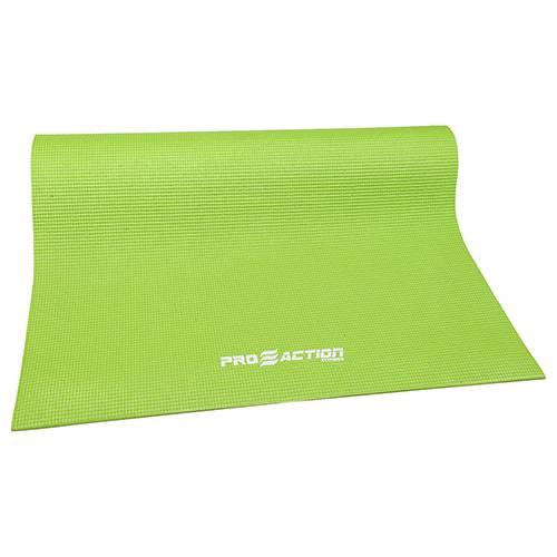 Tapete para Yoga Mat em PVC Verde - Proaction