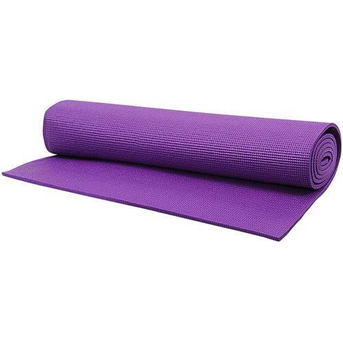 Tapete Yoga Mat 1,70x58x0,4 Roxo T10 Acte