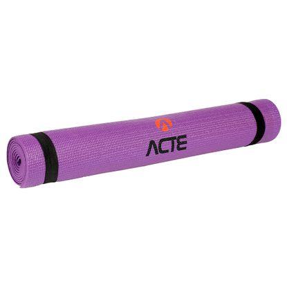 Tapete Yoga Mat ACTE Roxo T10
