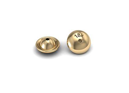 Tarracha de Ouro 3mm (Unidade) Tarrachas de Ouro 3mm (unidade)