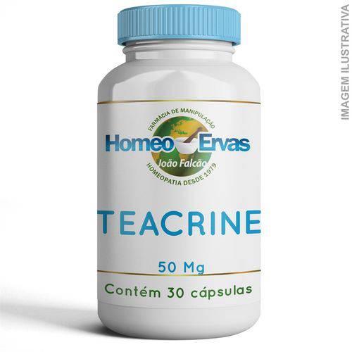 Teacrine (Selo Autenticidade) 50Mg 30 Cápsulas