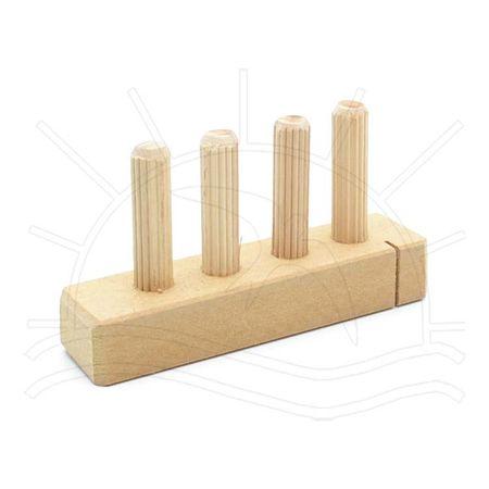 Tear de Dedo Pequeno 10cm