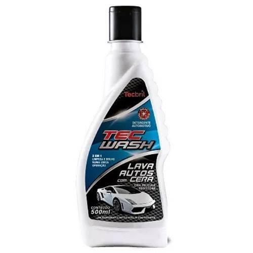 TECBRIL Shampoo Tec Wash com Cera 500ML