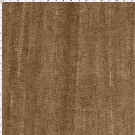 Tecido Algodão Primitivo - 06 Marrom (0,50x1,40)