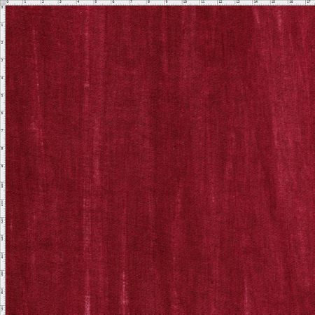 Tecido Algodão Primitivo - 07 Bordô (0,50x1,40)