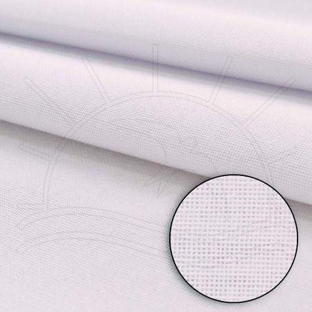 Tecido Cânhamo Fino Branco Estilotex (0,50 X 1,40)