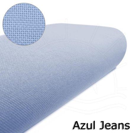 Tecido Cânhamo Grosso Estilotex (0,50x1,40) 10 - Azul Jeans
