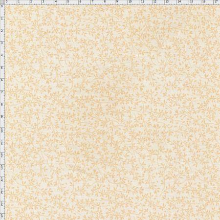 Tecido Estampado para Patchwork - Arabescos Cor 2057 (0,50x1,40)