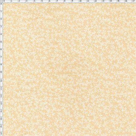 Tecido Estampado para Patchwork - Arabescos Cor 2058 (0,50x1,40)