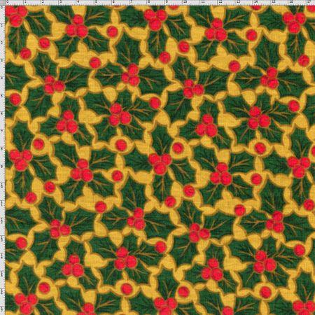 Tecido Estampado para Patchwork - Bico de Papagaio Cor 2036 (0,50x1,40)