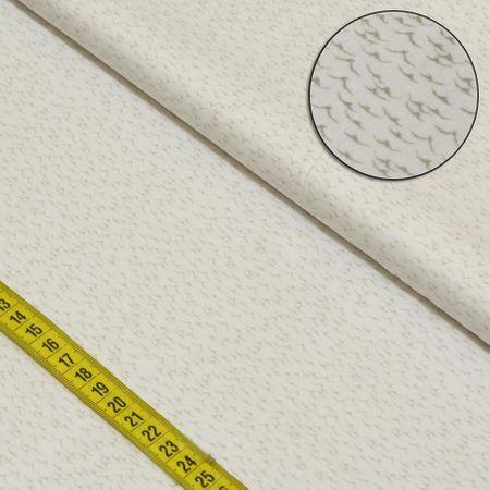Tecido Estampado para Patchwork - Bird Cor 01 (0,50x1,40)