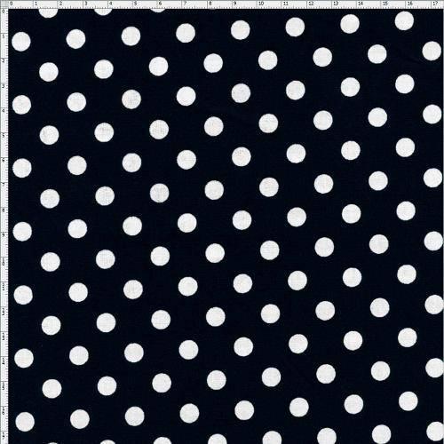 Tecido Estampado para Patchwork - Bola Cor 05 (0,50x1,40)