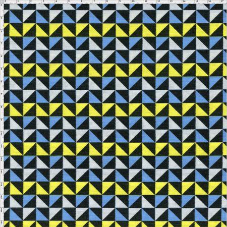 Tecido Estampado para Patchwork - Coleção Tulipa Tree Cor 01 (0,50x1,40)