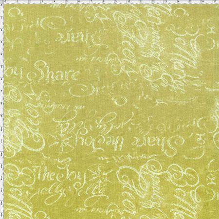 Tecido Estampado para Patchwork - Composê Alegria do Natal 293890 Cor 310 (0,50X1,40)