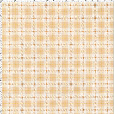 Tecido Estampado para Patchwork - Natal Encantado Cor 1841 (0,50x1,40)