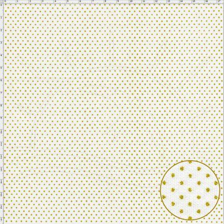 Tecido Estampado para Patchwork - Natal Poazinho Cor 13 (0,50x1,40)