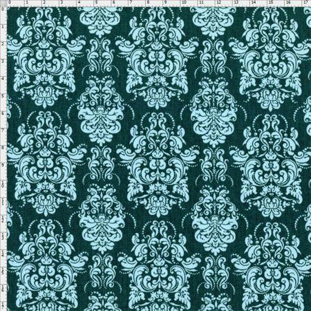 Tecido Estampado para Patchwork - Príncipes Cor 2084 (0,50x1,40)