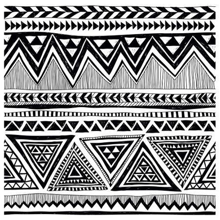 Tecido Quadrado Digital 49 X 49cm - Étnica - 8117