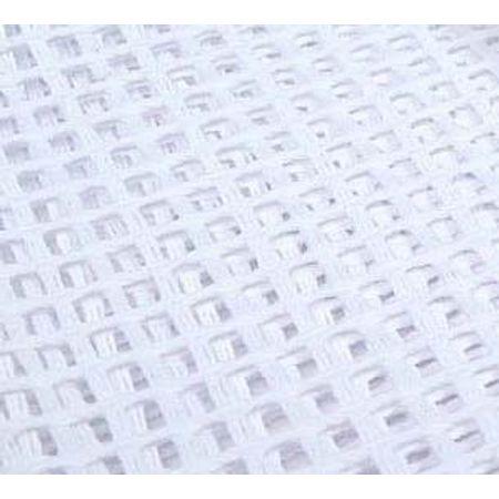 Tecido Talagarça Estilotex Fino (0,50x1,40) Branco
