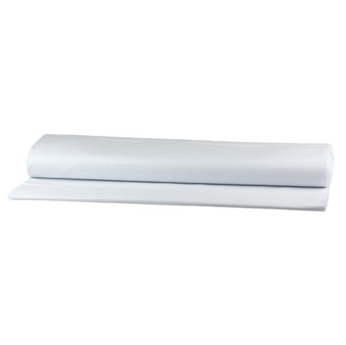 Tecido Vagonite em Metro Círculo Largura 1,40m - Cor Branco