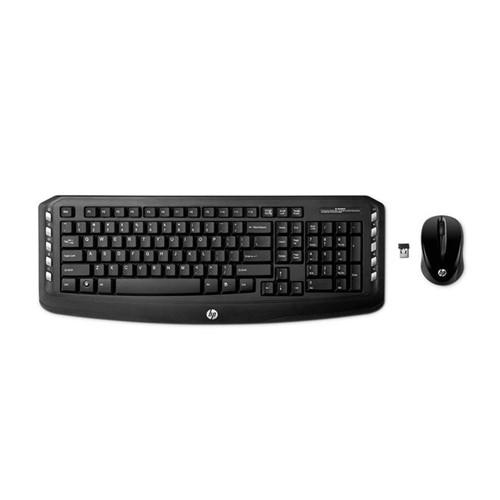 Teclado e Mouse Sem Fio LV290AA HP