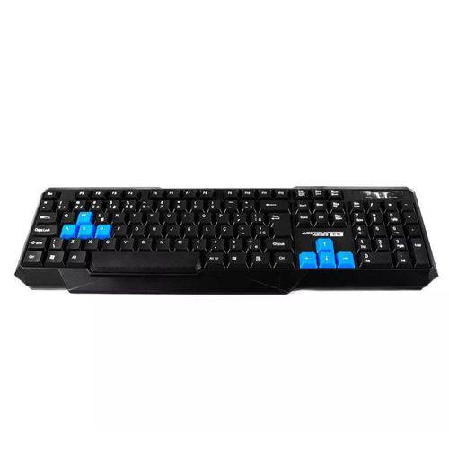 Teclado Gamer Usb At03 Arcticus